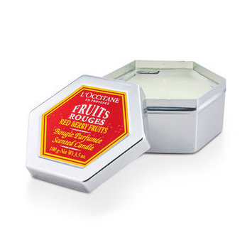 L'Occitane Fruits Rouges Red Berry Fruits Scented Candle