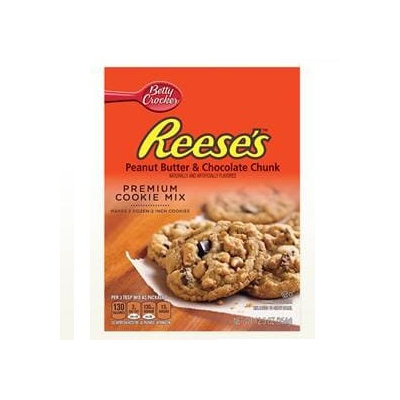 Betty Crocker™ REESE'S™ Peanut Butter and Chocolate Chunk Cookie Mix