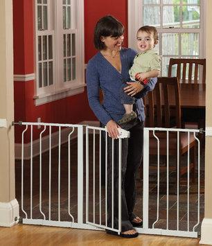 Regalo Extra Wide WideSpan Walk Through Safety Gate