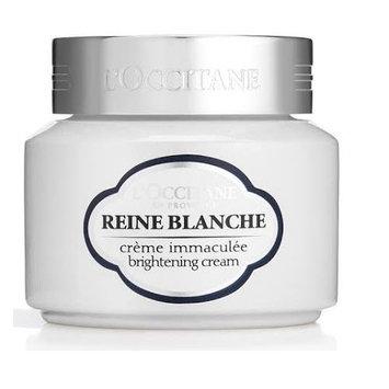 L'Occitane Reine Blanche Brightening Cream