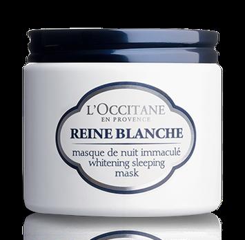 L'Occitane Reine Blanche Whitening Sleeping Mask