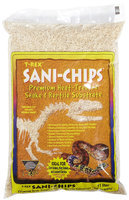 T-Rex Sani-Chips Bedding: 10 Quart