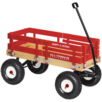 Radio Flyer All-Terrain Cargo Wagon (40