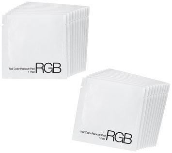 RGB Nail Color Nail Remove Pads