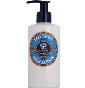 L'Occitane Shea Rich Body Lotion