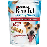 Beneful Healthy Smile Ridges Small To Medium