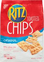 Nabisco RITZ Toasted Chips Original