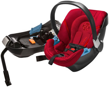 Cybex Aton 2 Infant Car Seat - Hot & Spicy