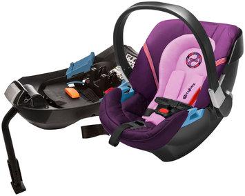 Cybex Aton 2 Infant Car Seat in Grape Juice