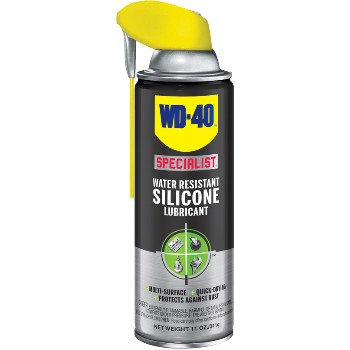 WD-40 Specialist 11-oz Silicone Lubricant 30001