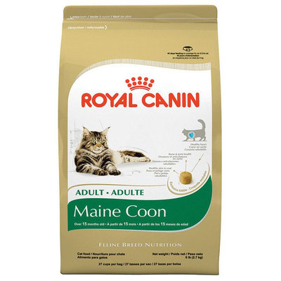 Royal Canin Maine Coon 31 Dry Cat Food 6lb