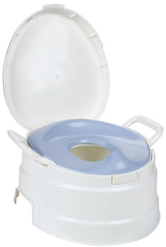 Primo 4 in 1 Soft Seat Toilet Trainer & Step Stool - 1 ct.