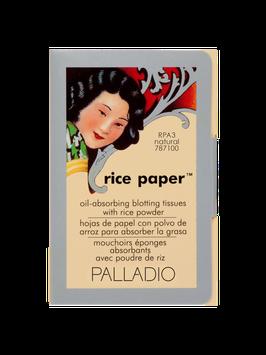 Palladio Rice Paper Powdered Blotting Tissues