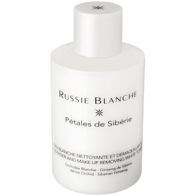 Russie Blanche Siberian Petals Cleanser & Make-up Remover White Toner