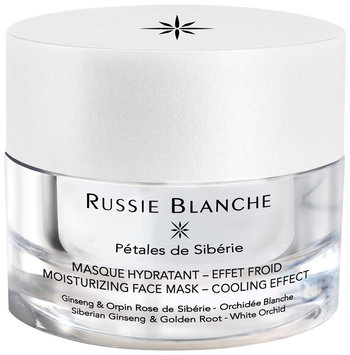 Russie Blanche Siberian Petals Moisturizing Mask - Cooling Effect
