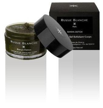 Russie Blanche Banya Detox Salt Caviar Body Polish