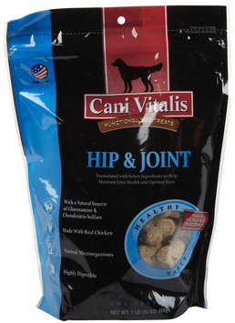 Cani Vitalis Natural Functional Cookie - Hip & Joint - 16oz