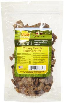 Ferrera Farms Ultra Chewy Freeze Dried Turkey Hearts - 2.5oz