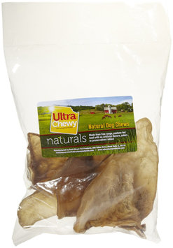 Ferrera Farms Ultra Chewy Buffalo Ears - 6 pack