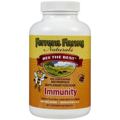 Ferrera Farms Naturals Ferrera Farms Bee the Best Immunity Propolis - 60 tabs