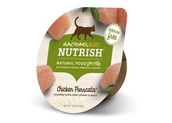 Rachael Ray™ Nutrish® Grain Free Wet Food for Cats Chicken Purrcata®