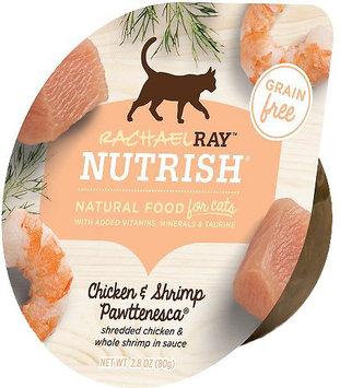 Rachael Ray™ Nutrish® Grain Free Wet Food for Cats Chicken & Shrimp Pawttenesca™