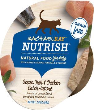 Rachael Ray™ Nutrish® Grain Free Wet Food for Cats Ocean Fish & Chicken Catch-iatore™