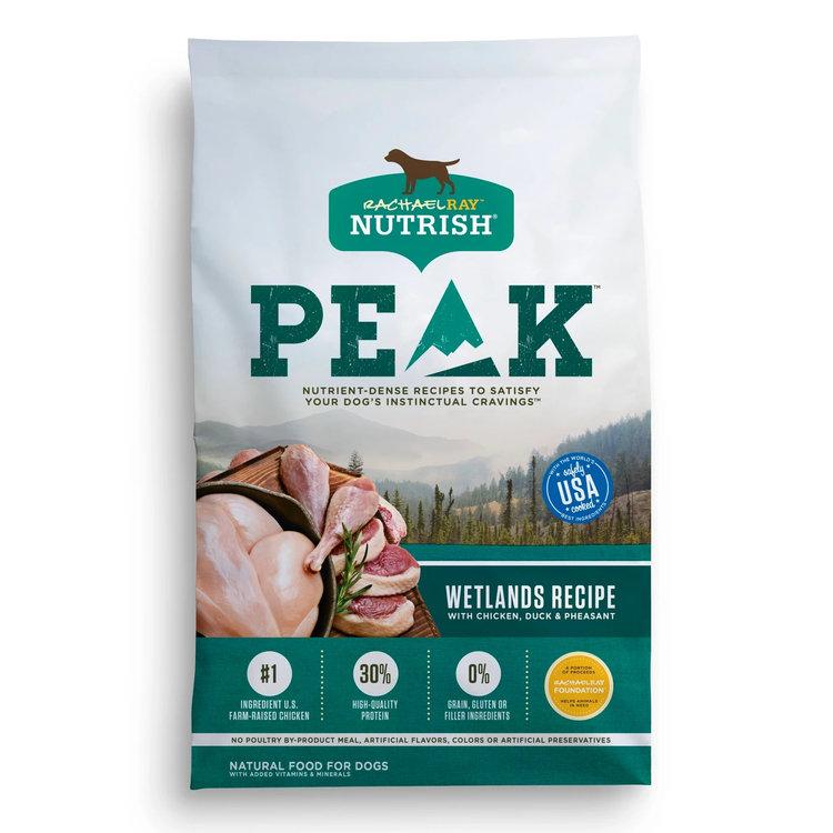 Rachael Ray™ Nutrish® PEAK™ Wetlands Recipe With Chicken, Duck & Pheasant