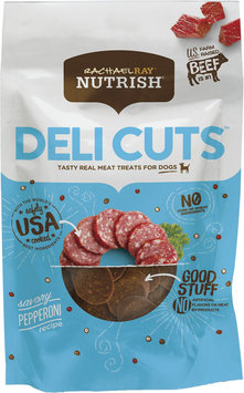 Rachael Ray™ Nutrish® Tasty Real Meat Treats for Dogs Deli Cuts™