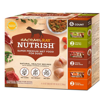 Rachael Ray™ Nutrish® Wet Food for Dogs Savory Favorites Variety Pack