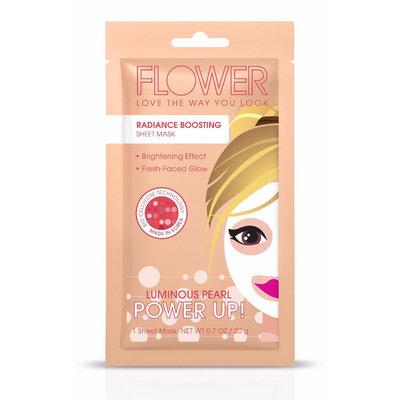 FLOWER Beauty Power Up! Radiance Boosting Sheet Mask
