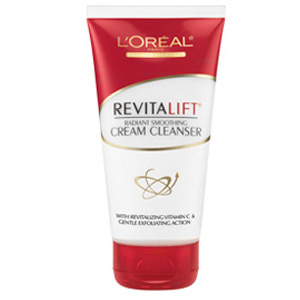 L'Oréal Paris RevitaLift® Radiant Smoothing Cream Cleanser
