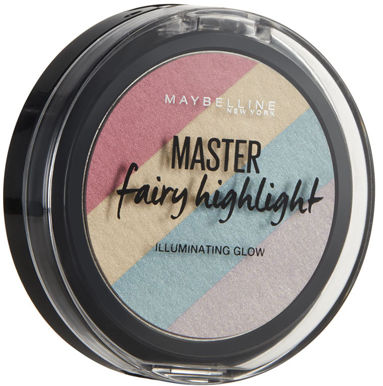 Maybelline Facestudio® Master Fairy Highlight™ Rainbow Highlighter
