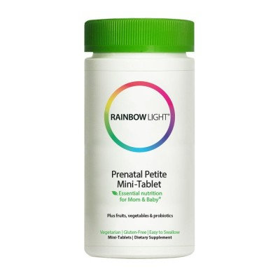 Rainbow Light Prenatal Petite™ Mini-Tab Multivitamin