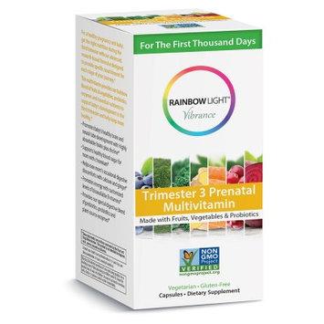 Rainbow Light Vibrance Trimester 3 Prenatal Multivitamin