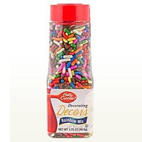 Betty Crocker™ Rainbow Mix Decorating Decors