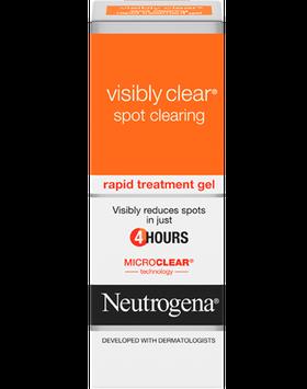 Neutrogena Visibly Clear® Rapid Clear Treatment
