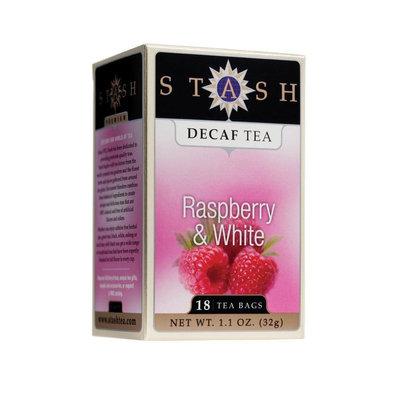 Stash Tea Decaf Raspberry and White Tea Bags