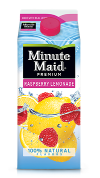 Minute Maid® Raspberry Lemonade
