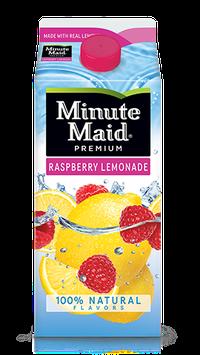 Minute Maid® Raspberry Lemonade