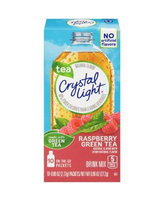 Crystal Light Raspberry Green Tea On the Go Drink Mix