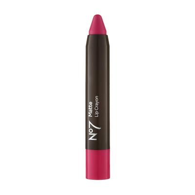 No7 Matte Lip Crayon