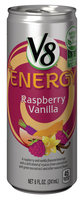 V8® +Energy Raspberry Vanilla Juice