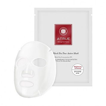 A.TRUE Real Black Tea True Active Mask