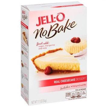 JELL-O No Bake Real Cheesecake Dessert Mix