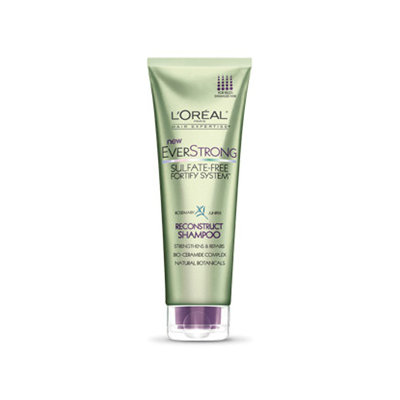 L'Oréal Paris EverStrong Sulfate-Free Fortify System Reconstruct Shampoo