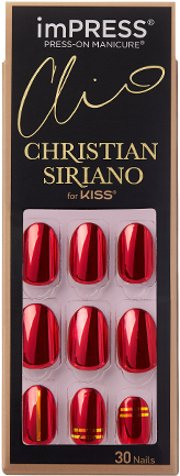 Christian Siriano X imPRESS Press-On Manicure