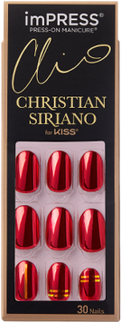 Christian Siriano X imPRESS Press-On Manicure