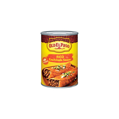 Old El Paso® Enchilada Medium Red Sauce