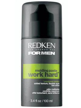 Redken Work Hard Molding Paste